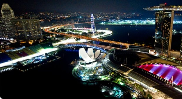 Singapore Grand Prix Early Bird Deal in Parkroyal on Beach Road with 20% Savings