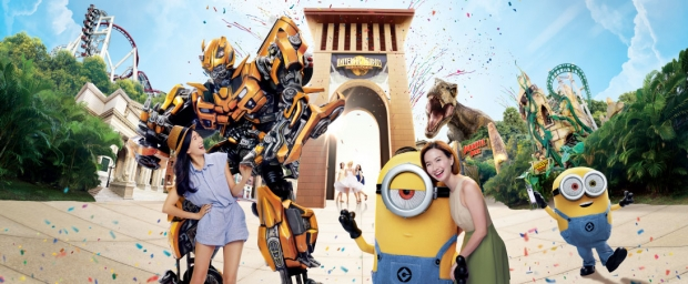 Exclusive Deal for Maybank Cardholders in Universal Studios Singapore