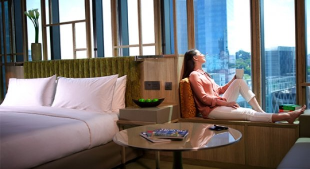 Stay and Save Up to 20% on your Accommodation in Parkroyal on Pickering, Singapore