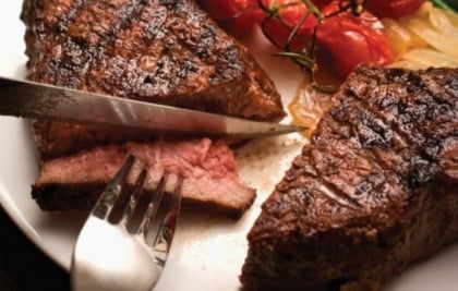 Friday Steakout