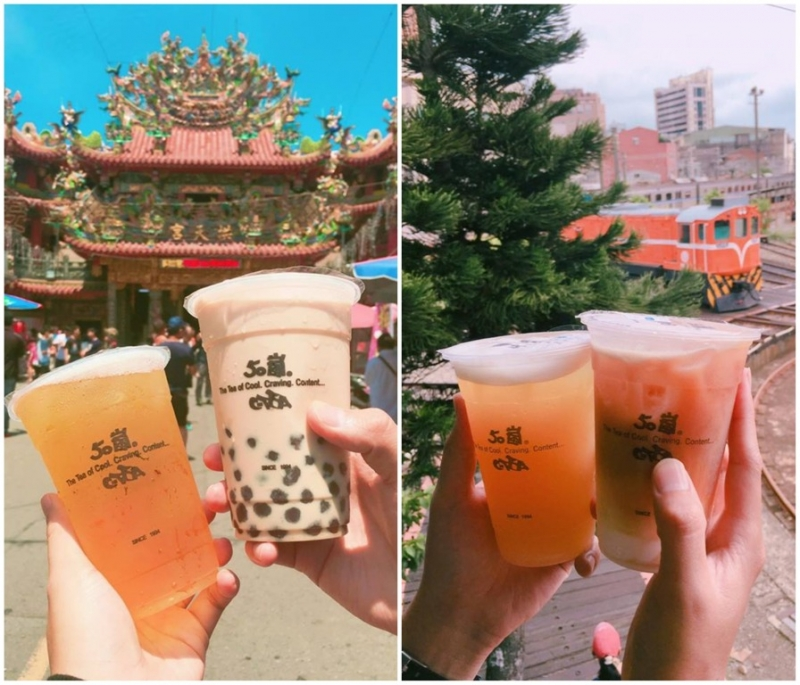 best bubble tea in taipei