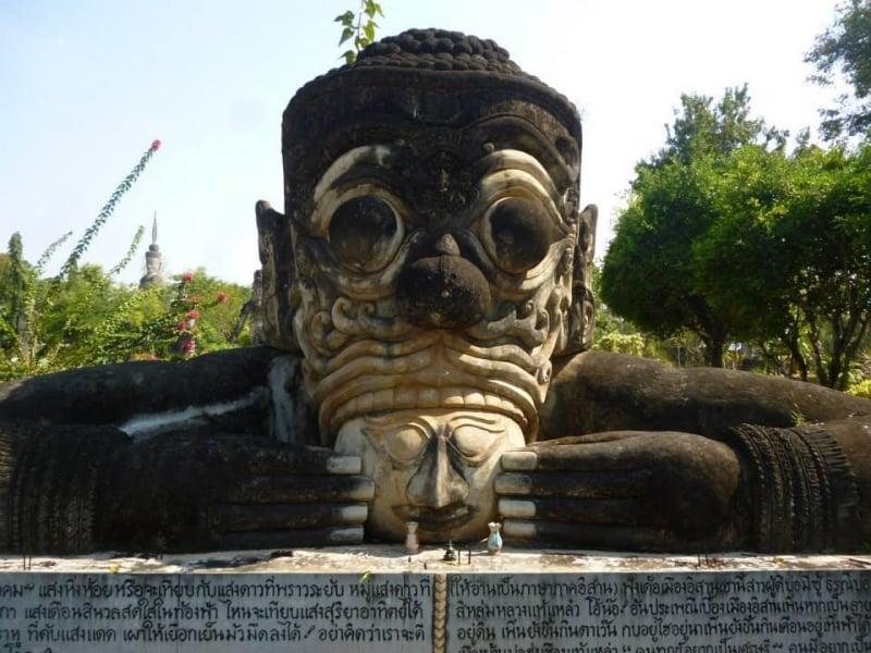 sala keoku buddha park