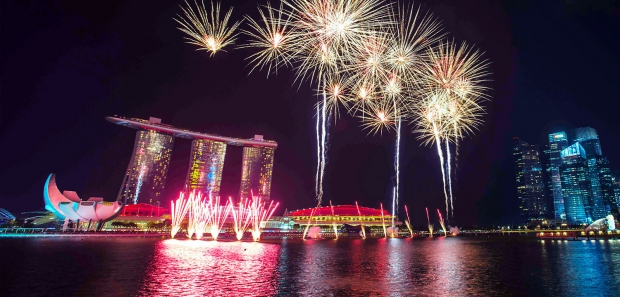 Holiday Celebrations at Marina Bay Sands from SGD379