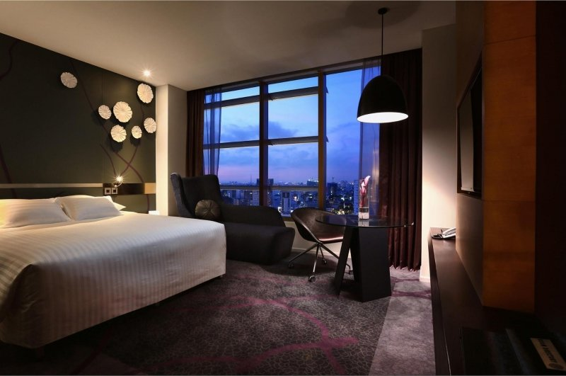 luxury hotels in ho chi minh city