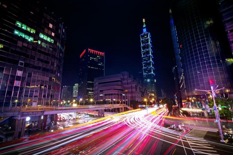 Xinyi district taipei taiwan