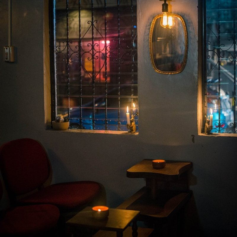 poblacion bars