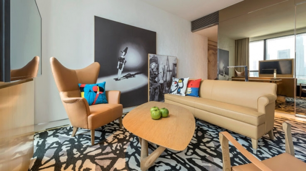 Ultimate Suite Dream Experience in JW Marriott Hotel Singapore South Beach