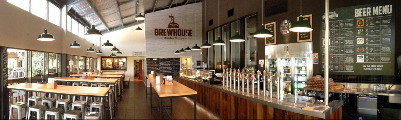Matilda Bay Brewhouse, Hunter Valley