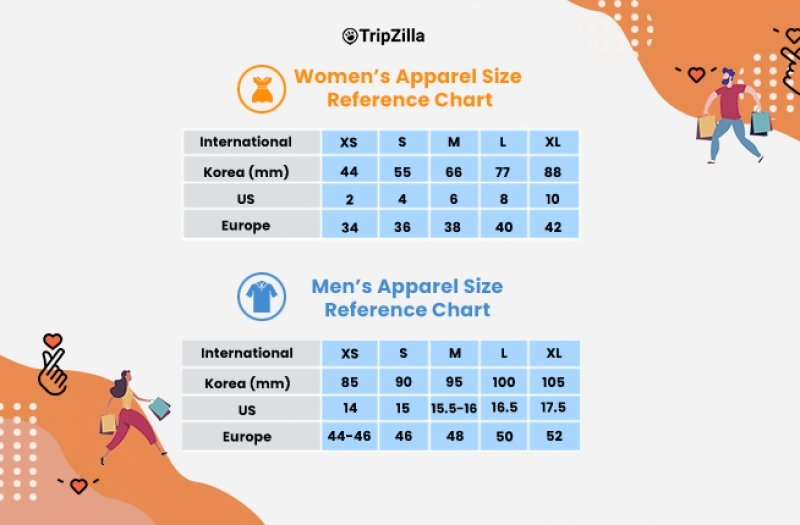 Korean Clothing Sizes Know Before You Shop Updated 2020