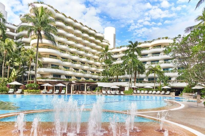 Shangri-La Hotel Staycation
