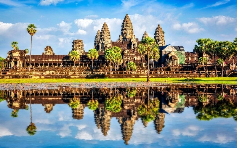 Southeast Asia Open for Tourists