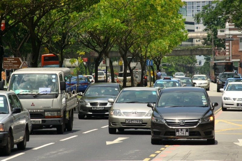 singlish phrases when hitching a ride