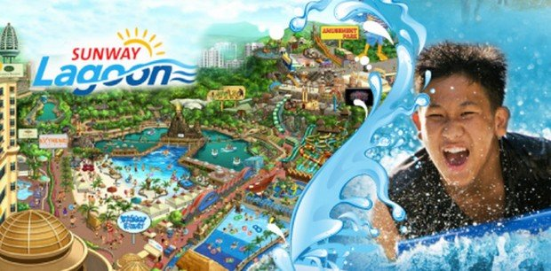 Save 25% Admission Tickets to Sunway Lagoon with PAssion Card