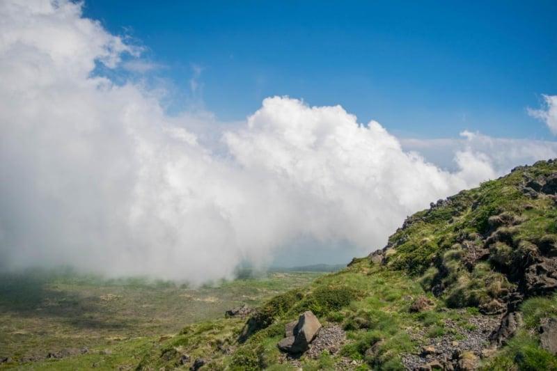 hallasan mountain korea