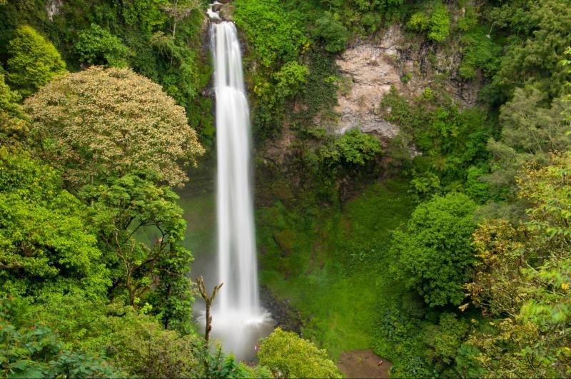 Curug Cimahi Waterfalls