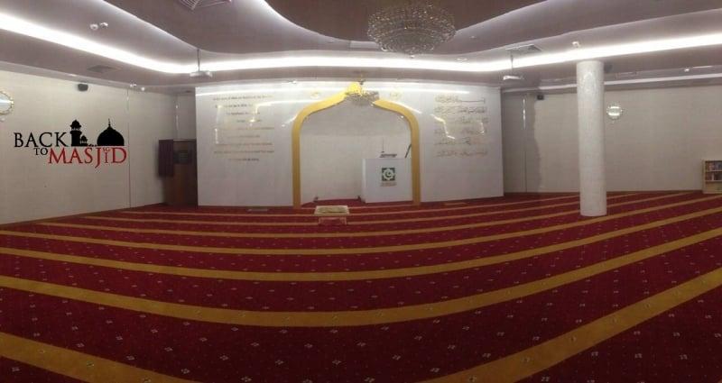 Masjid Moulana Mohd Ali