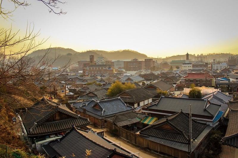 jeonju south korea