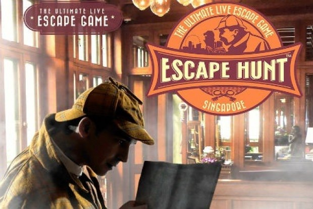 Get 20% Off on Escape Hunt Experience with Maybank