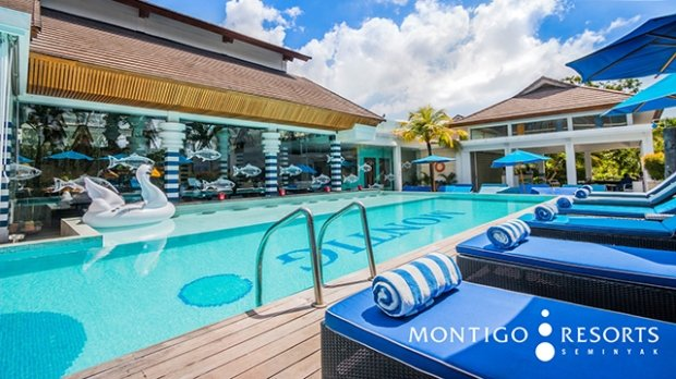 25% OFF Best Available Rate in Montigo Resorts, Seminyak with NTUC Card