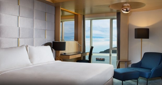 Upgrade to a Suite Stay in Le Meridien Kota Kinabalu from RM880