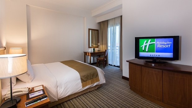 Special Hotel Rate from SGD99 for your Stay in Holiday Inn Resort Batam with NTUC Card