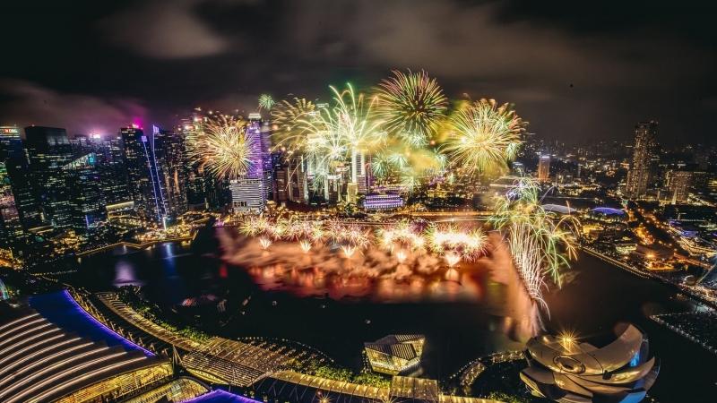 new years eve singapore