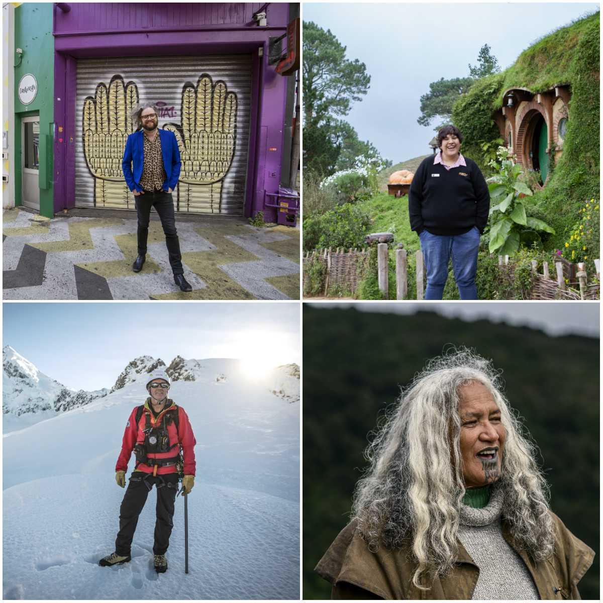 Tourism New Zealand campaign