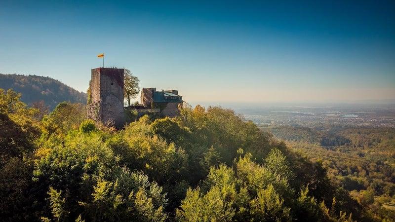 Castle Airbnb in Baden-Württemberg, Germany