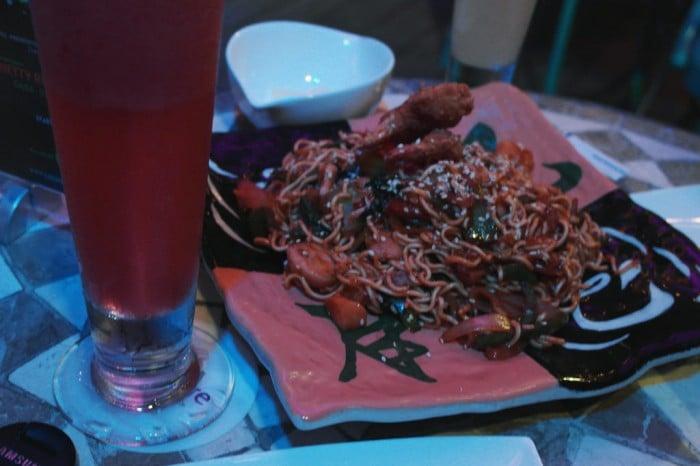 Singaporean Fried Noodles