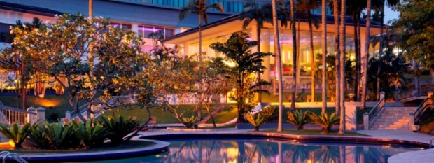 One Night Stay in Thistle Johor Bahru this Christmas from RM548