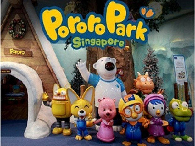 Enjoy Pororo Park from SGD19.50 with DBS Card