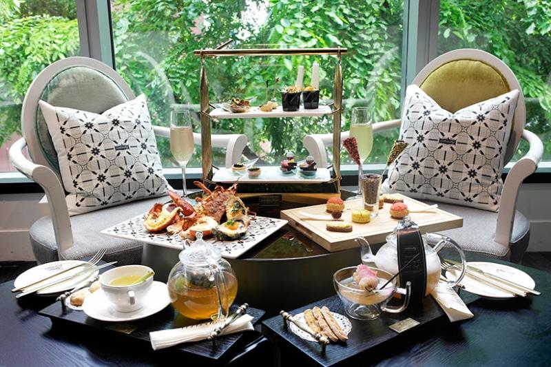 Spend Singapore hight teas at Arteastiq