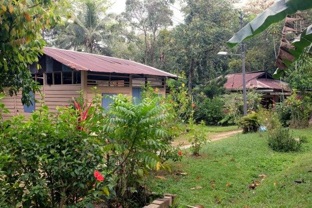 singapore's last kampung