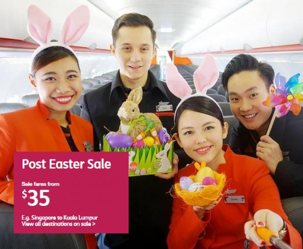 Easter holiday deals 2018