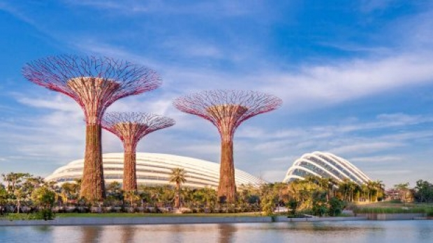 Enjoy an Audio Tour or OCBC Skyway Admission Ticket with Mastercard in Gardens by the Bay
