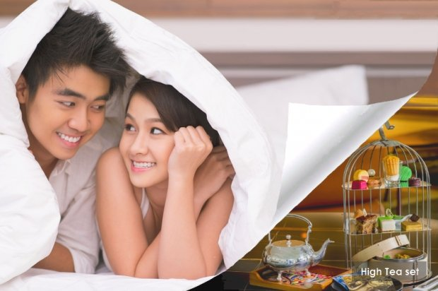 Wonderful Weekends with Wangz Hotel from SGD218