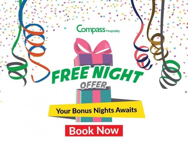 Free Night Offer in Compass Hospitality
