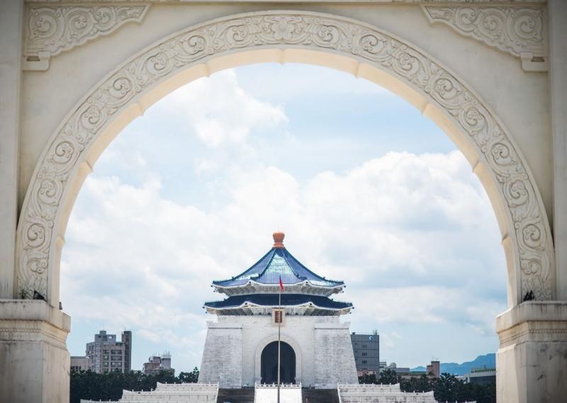 Zhongzheng District taipei taiwan