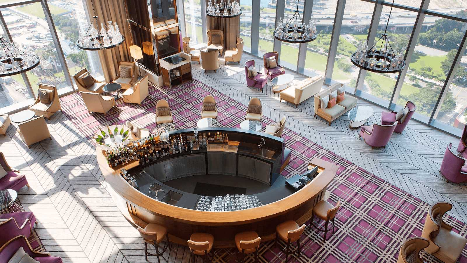 the westin singapore lobby lounge