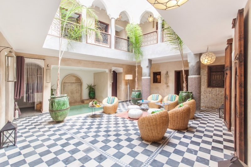 airbnbs in marrakech