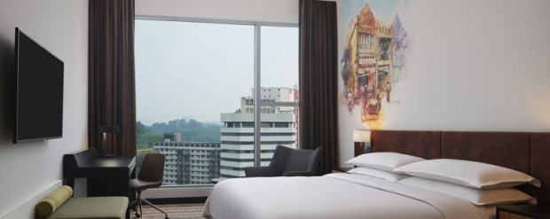 Stay Longer, Pay Less at Four Points by Sheraton Kuala Lumpur, Chinatown