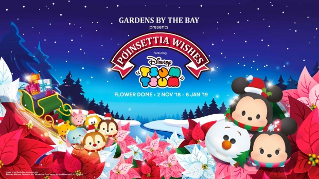 15% Off Admission Tickets to Gardens by the Bay with OCBC Card