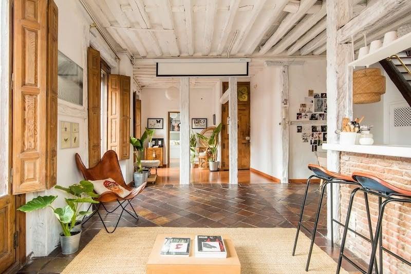 10 Best Airbnb Homes in Madrid, Spain