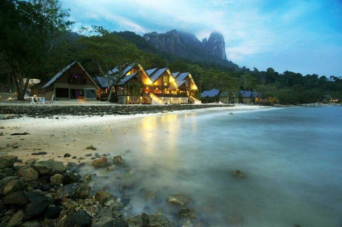 Tunamaya Beach and Spa Resort, Tioman Island