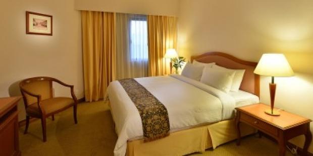 Confrérie du Sabre d'Or Staycation in Hotel Equatorial Penang