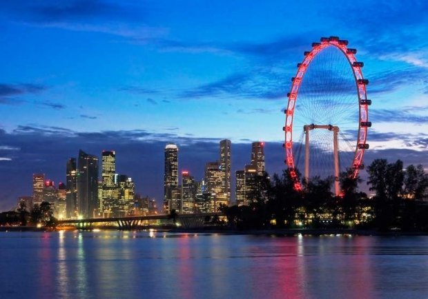 10% Off Singapore Flyer Rides with Diners Club Card