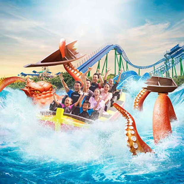 25% off Admission Tickets at Desaru Coast Adventure Waterpark with Maybank