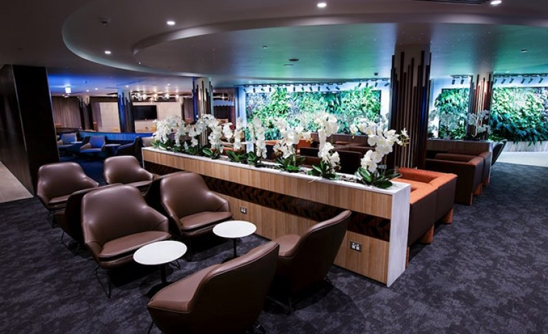 fiji airways premier lounge