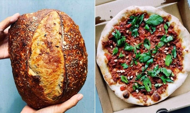 Best Sourdough Bread in Singapore Bakery
