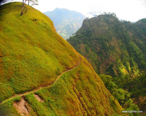 mountains in philippines